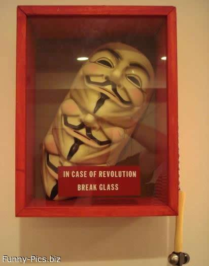 In case of Revolution