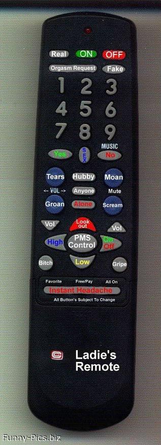 Lady's Remote