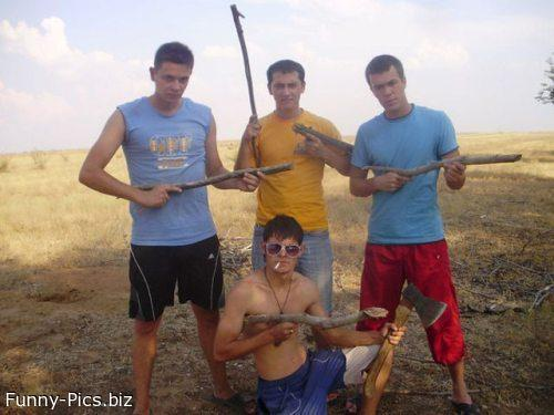 Low Budget Gangsters