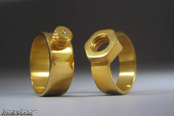 Made-For-Each-Other Rings