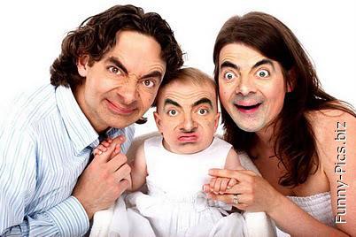 Mr Beans family