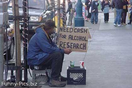 Need for money