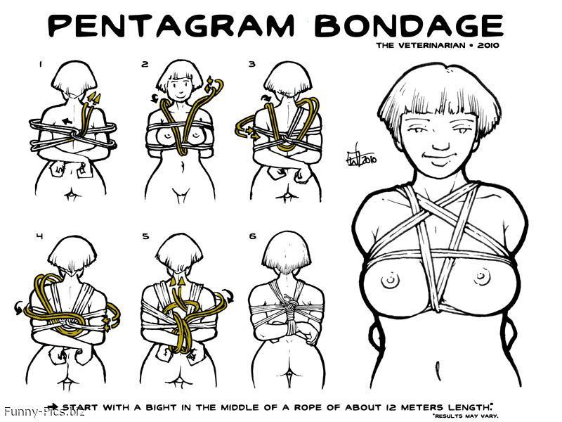 Pentagram Bondage