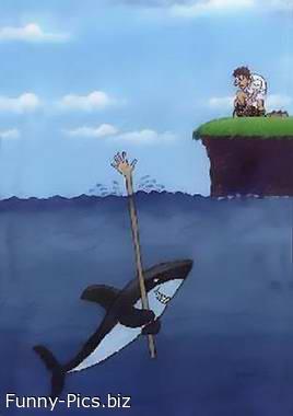 Shark Tactics