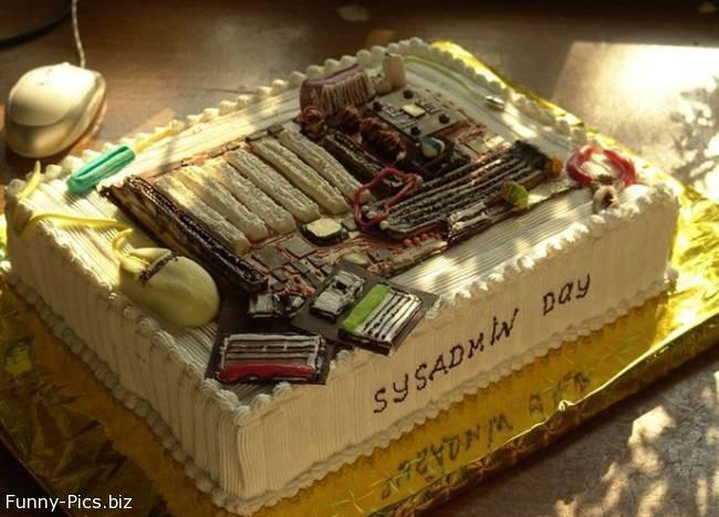 Sysadmin Day's Pie