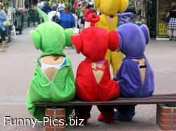 Teletubbies true story