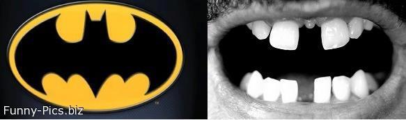 The Batman's Smile