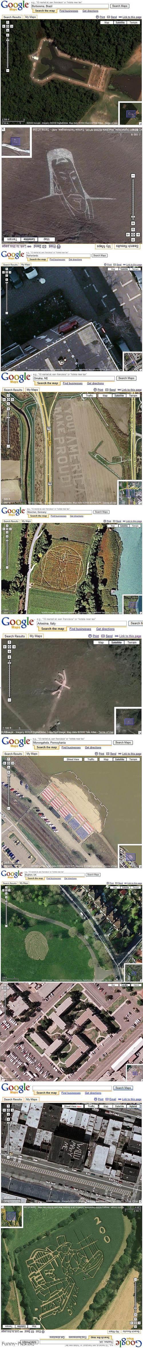 Tricks to Google Map