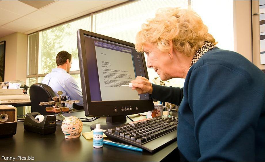 Using computers: Erasing text