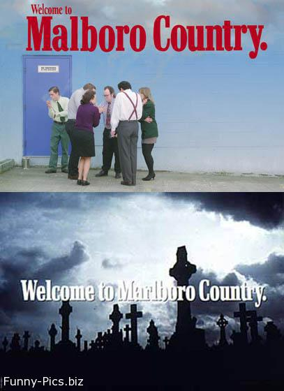 Welcome to Marlboro Country